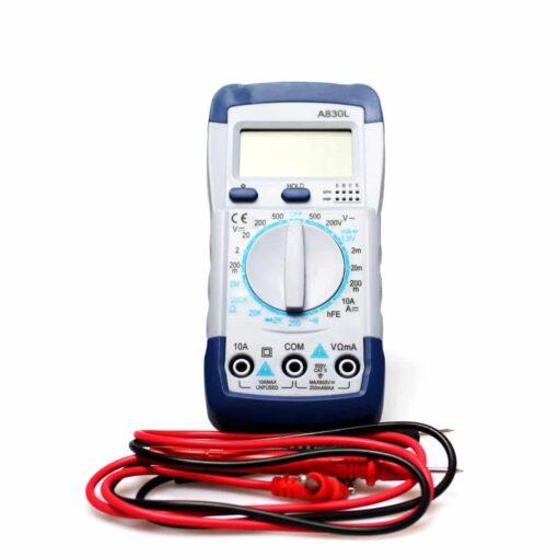 AC DC Multimeter