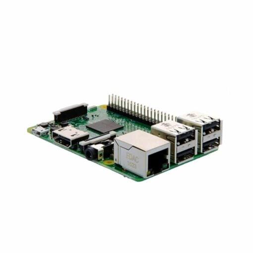 Raspberry Pi 3 Model B 1GB RAM – Quad Core 1.2GHz 64bit CPU WiFi and Bluetooth