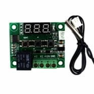W1209 Temperature Control Thermostat Relay Switch - 12V DC