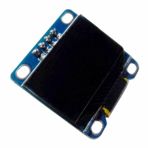 PHI1071236 – 0.96 Inch Blue OLED Serial Display Module – 128 x 64 02