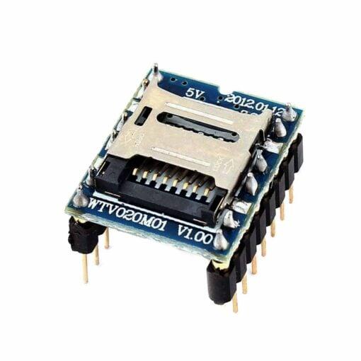 WTV020 Based Audio Playback Module