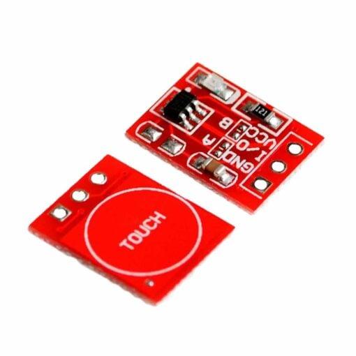 Capacitive Touch Sensor - TTP223