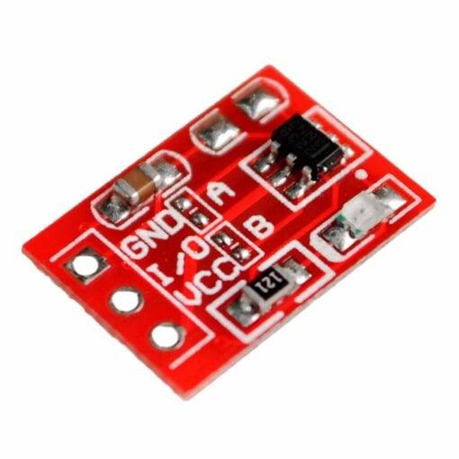 Capacitive Touch Sensor – TTP223