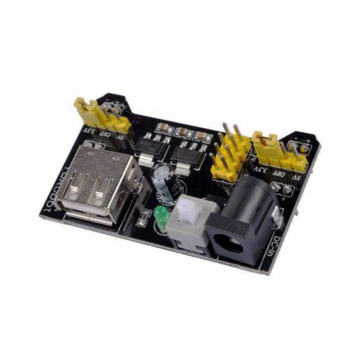 PHI1071294 – MB102 Breadboard Power Supply Black – Pack of 5 02