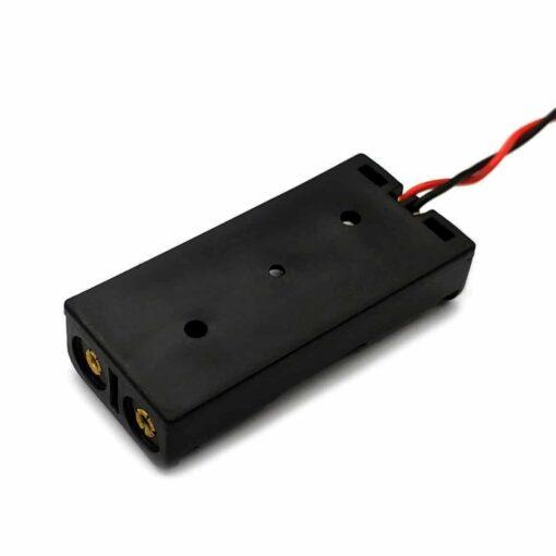 2 x AAA Battery Holder Box