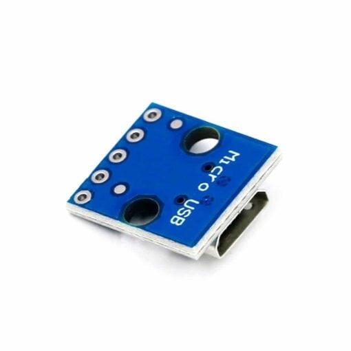 PHI1072200 – CJMCU 5V Micro USB Power Adapter Breakout Board 03