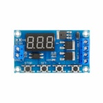 PHI1072206 – 1 Channel Programmable Time Delay Relay Module – XY-J04 02