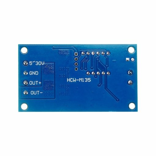 PHI1072206 – 1 Channel Programmable Time Delay Relay Module – XY-J04 03