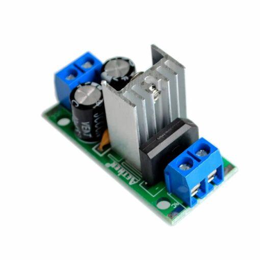 PHI1072210 – L7805 5V Three Terminal 1.5A Voltage Regulato 02