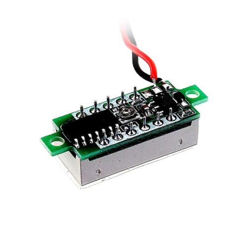PHI1072193 – 0.28 Inch Green Digital DC Voltmeter – 2.5V – 30V Range 03
