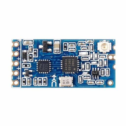PHI1072230 – 433MHz HC-12 SI4463 Wireless Serial Port Module 03
