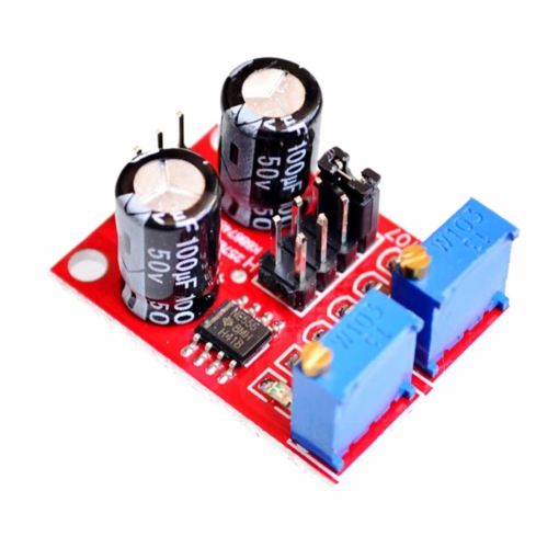 PHI1072263 – NE555 Adjustable Pulse Frequency and Duty Cycle Module 02
