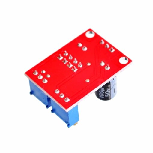 PHI1072263 – NE555 Adjustable Pulse Frequency and Duty Cycle Module 03