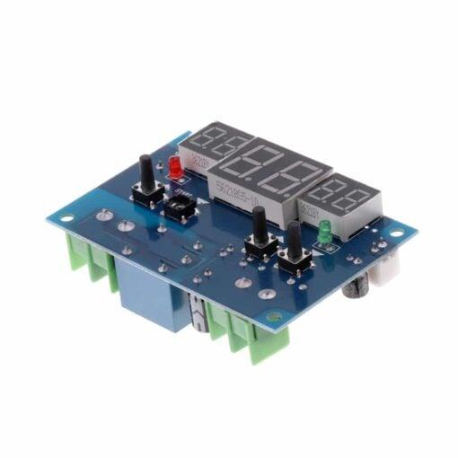 PHI1072262 – XH-W1401 Digital Thermostat 12V Temperature Control 02