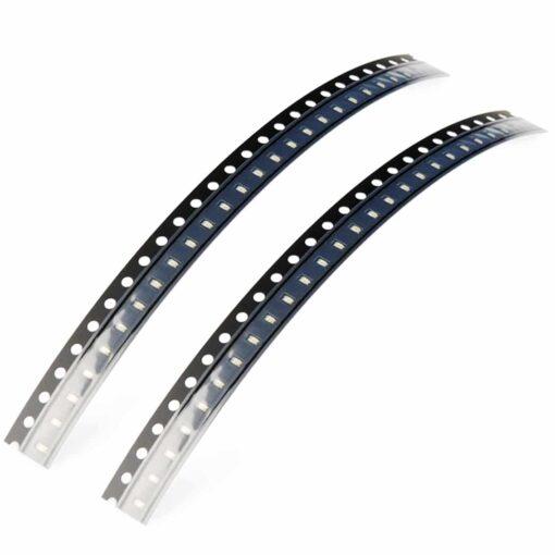 PHI1052342 – 0805 White SMD LED Diode – Pack of 50 02