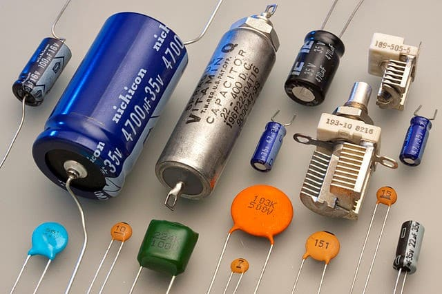 Examples of Capacitors