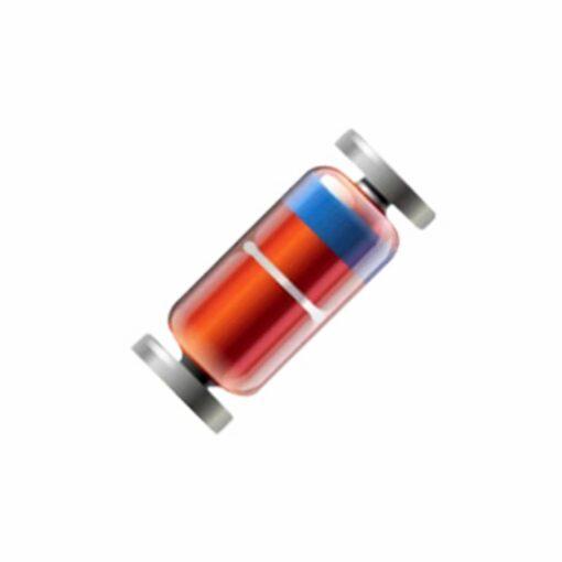 PHI1052747 – ZMM3V0 3V 0.5W SMD 1206 Zener Diode – Pack of 100 02
