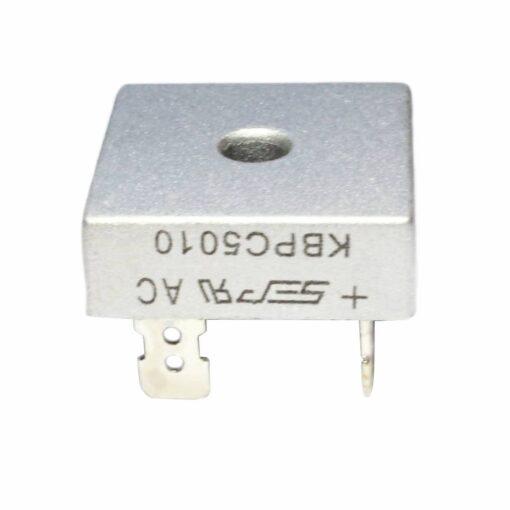 PHI1052757 – KBPC5010 1000V 50A Bridge Rectifier Diode – Pack of 10 02