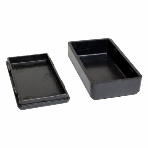 PHI1062853 – Electronics Jiffy Box Enclosure – Black – 50 x 28 x 15mm – Pack of 2 03