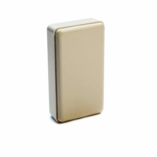 PHI1062854 – White ABS Electronics Snap Close Enclosure Box – 50 x 28 x 15mm – Pack of 2 02