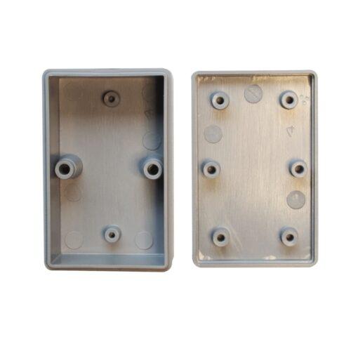 PHI1062855 – Grey ABS Electronics Screw Close Enclosure Box – 55 x 35 x 20mm – Pack of 2 03