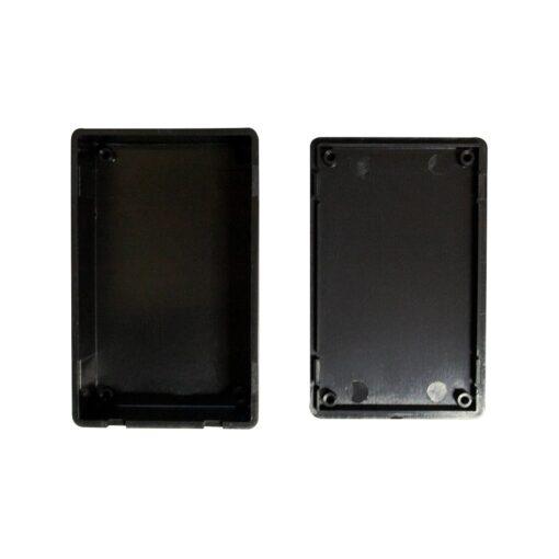 PHI1062856 – Black ABS Electronics Snap Close Enclosure Box – 80 x 50 x 26mm – Pack of 2 03