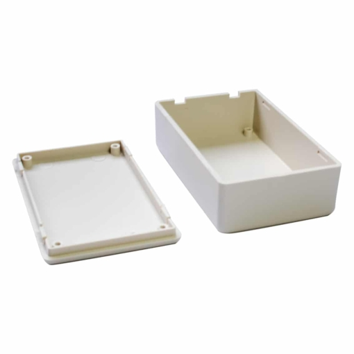 PHI1062857 – White ABS Electronics Snap Close Enclosure Box – 80 x 50 x 26mm – Pack of 2 03
