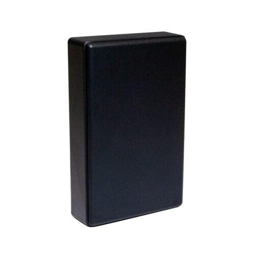 PHI1062860 – Black ABS Electronics Snap Close Enclosure Box – 92 x 58 x 23mm – Pack of 2 02