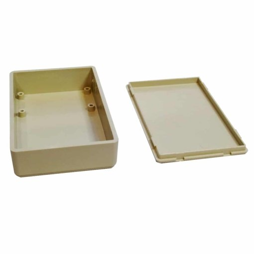 PHI1062861 – White ABS Electronics Snap Close Enclosure Box – 92 x 58 x 23mm – Pack of 2 03