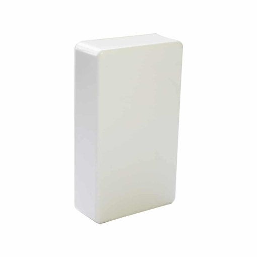 PHI1062862 – White ABS Electronics Snap Close Enclosre Box – 85 x 50 x 21mm – Pack of 2 02