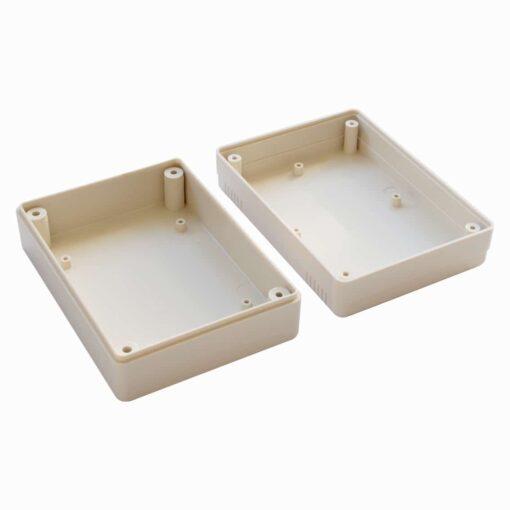 PHI1062864 – White ABS Electronics Screw Close Enclosure Box – 90 x 65 x 36mm – 03