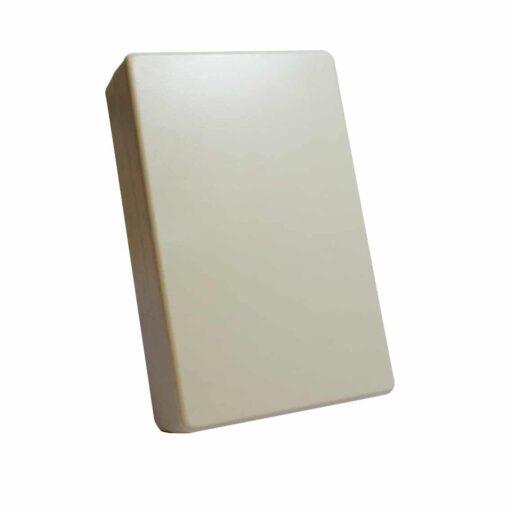 PHI1062865 – White ABS Electronics Screw Close Enclosure Box – 125 x 80 x 32mm – 02