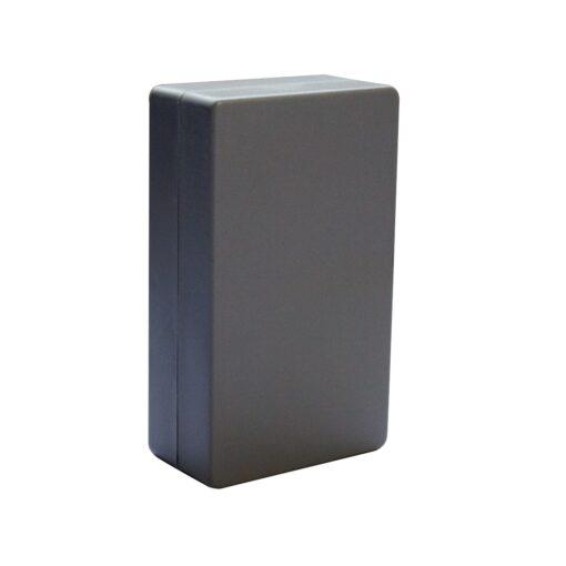 PHI1062866 – Grey ABS Electronics Screw Close Enclosure Box – 73 x 43 x 23mm – Pack of 2 02