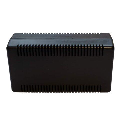 PHI1062868 – Black ABS Electronics Snap Close Enclosure Box with Vents – 108 x 56 x 40mm 02