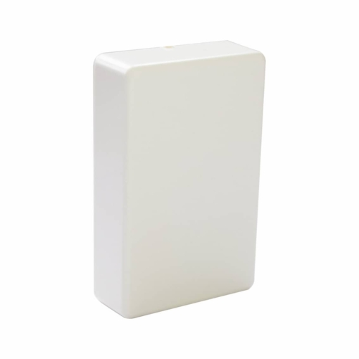 PHI1062871 – White ABS Electronics Snap Close Enclosure Box – 70 x 45 x 18mm – Pack of 2 02