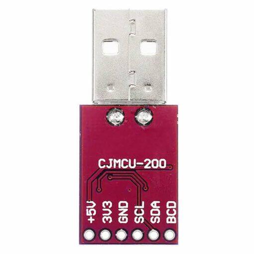 PHI1072445 – CJMCU-200 FT200XD USB to I2C Bridge Module 03