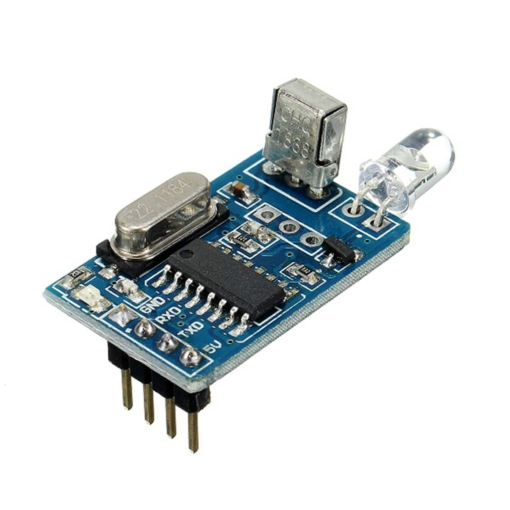 PHI1072449 – Infrared Remote Wireless 5V Transmitter Receiver Module 02