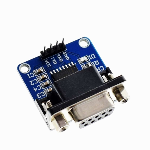 PHI1072458 – MAX3232 RS232 to TTL Serial Port DB9 Converter Module 03