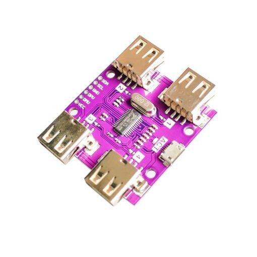PHI1072466 – 4 Port USB Controller Hub Module – MCU-204 02