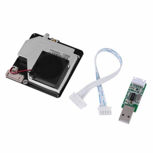PHI1072472 – Air Quality Particulate Matter Sensor Module PM 2.5 – SDS011 08