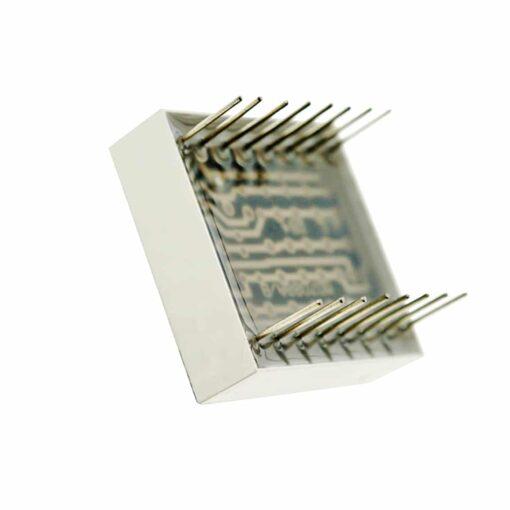 PHI1072476 – Mini Yellow LED 8 x 8 Dot Matrix Display Module – Pack of 2 03