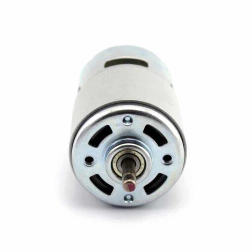PHI1072580 – 775 12V – 24V Double Ball Bearing High Speed DC Motor 02