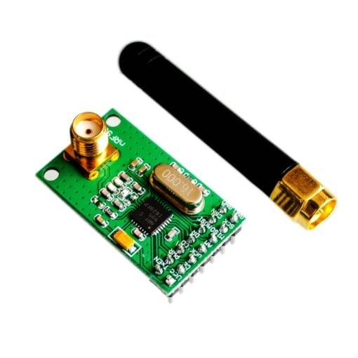 PHI1072616 – Wireless Transceiver Module – NRF905 02
