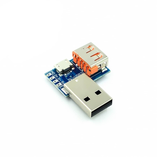 PHI1072617 – USB Adapter Board Converter With Micro USB – Pack of 2 02