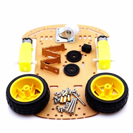 PHI1132608 – 2WD Intelligent Robot Car Kit 02