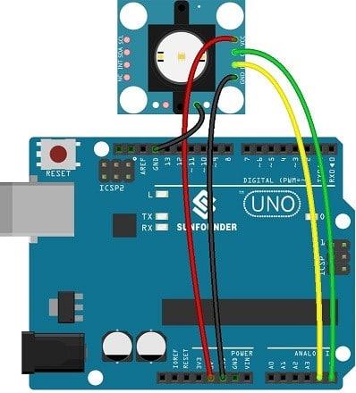 GY-33 wiring diagram
